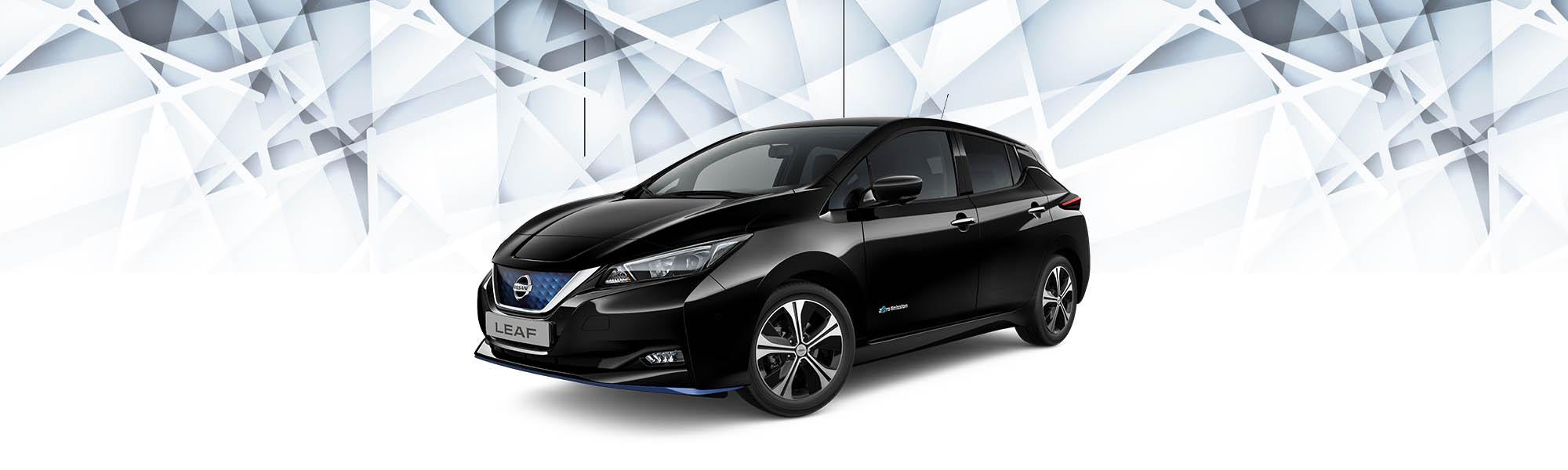 Nissan Leaf Business Edition