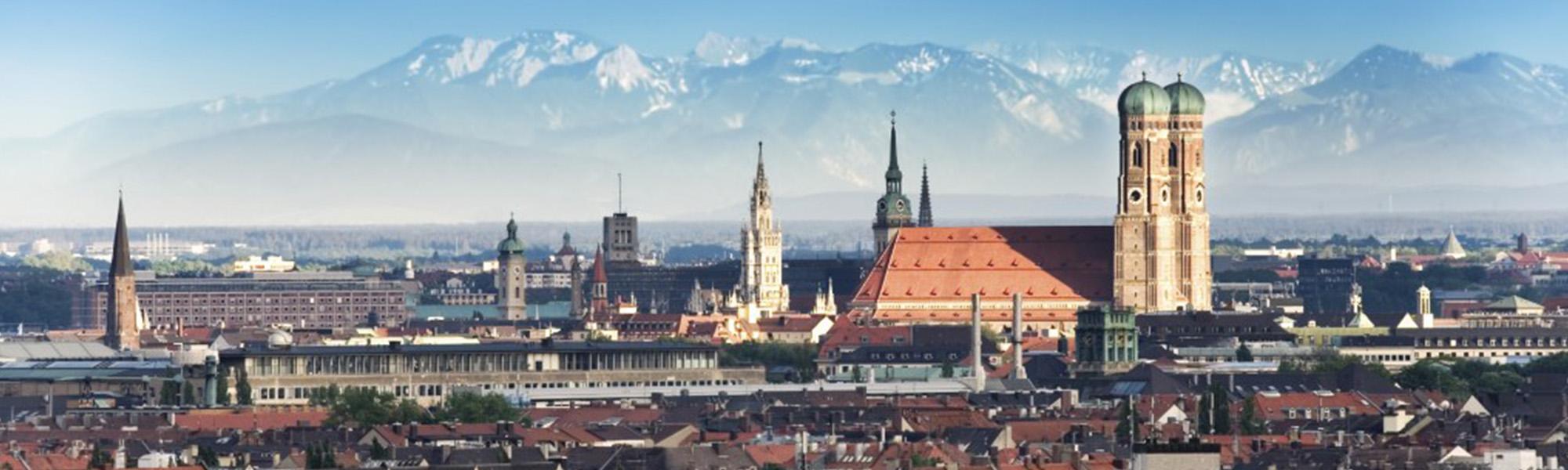 München Header